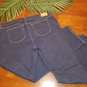 Ralph Lauren Jeans 18W Stretch Long Inseam 33 Tall